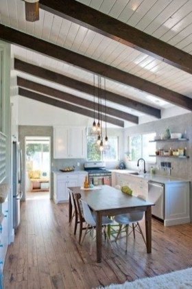 Adorable Ceiling Design Ideas For Your Best Home Inspiration 43