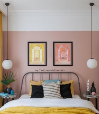 Amazing Bedroom Color Design Ideas For Cozy Bedroom Inspiration To Try 06