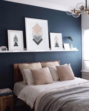 Amazing Bedroom Color Design Ideas For Cozy Bedroom Inspiration To Try 17