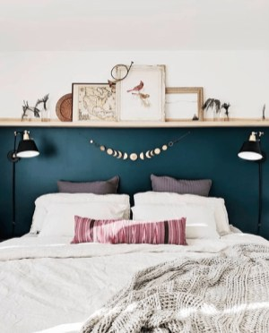 Amazing Bedroom Color Design Ideas For Cozy Bedroom Inspiration To Try 27