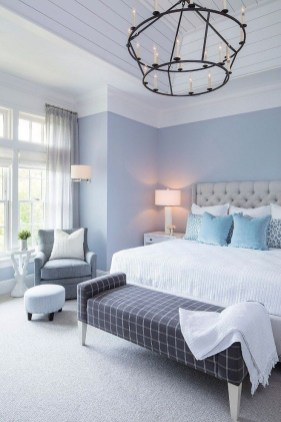 Amazing Bedroom Color Design Ideas For Cozy Bedroom Inspiration To Try 34