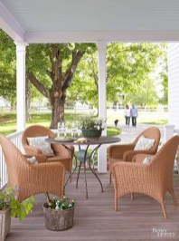 Amazing Classical Terrace Design Ideas To Try This Spring 04
