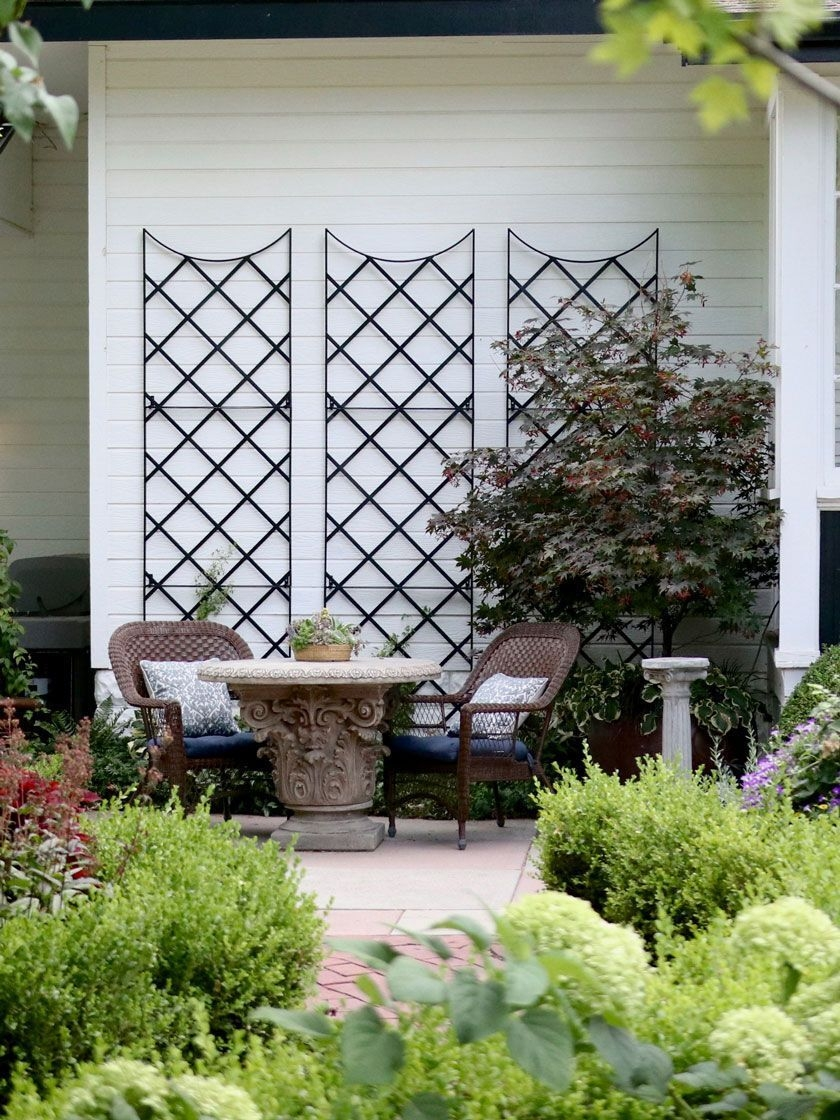 Amazing Classical Terrace Design Ideas To Try This Spring 17