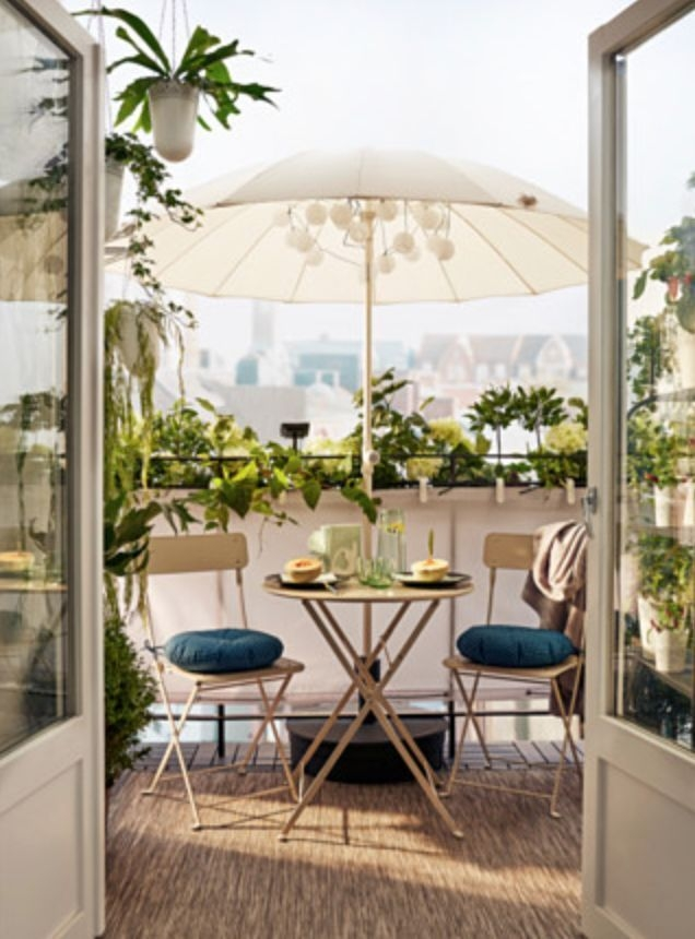 Amazing Classical Terrace Design Ideas To Try This Spring 23