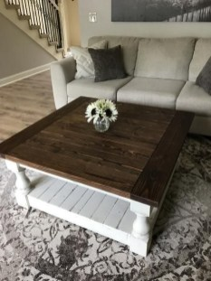 Awesome Diy Coffee Table Design Ideas With Cheap Material 05