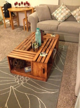 Awesome Diy Coffee Table Design Ideas With Cheap Material 06