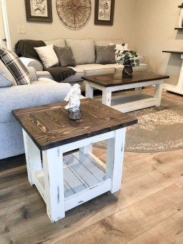 Awesome Diy Coffee Table Design Ideas With Cheap Material 09