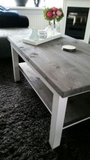Awesome Diy Coffee Table Design Ideas With Cheap Material 23