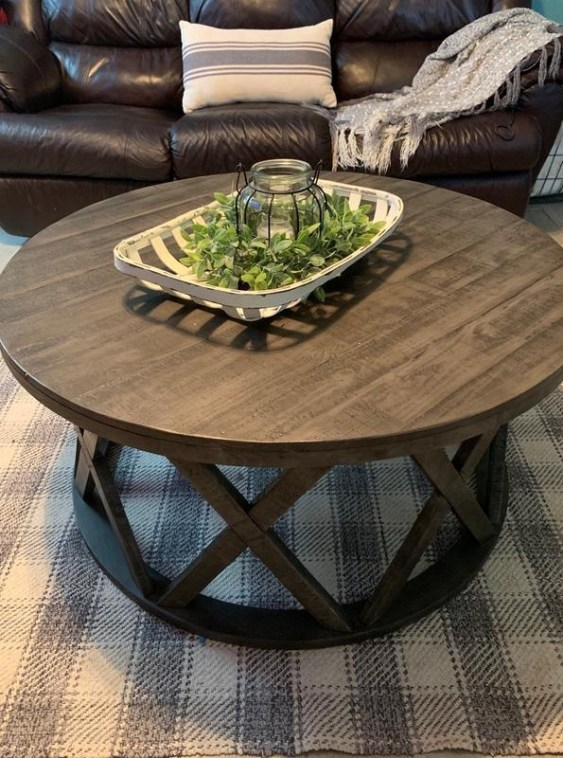 Awesome Diy Coffee Table Design Ideas With Cheap Material 40