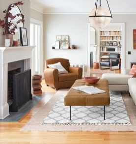 Awesome Living Room Wood Floor Decoration Ideas That You Need To Try 01