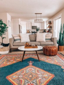 Awesome Living Room Wood Floor Decoration Ideas That You Need To Try 03