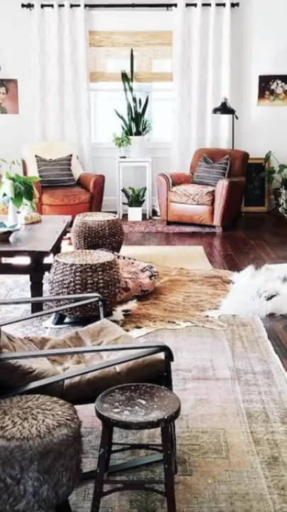 Awesome Living Room Wood Floor Decoration Ideas That You Need To Try 18