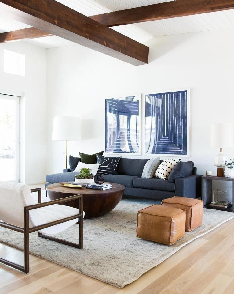 Awesome Living Room Wood Floor Decoration Ideas That You Need To Try 23