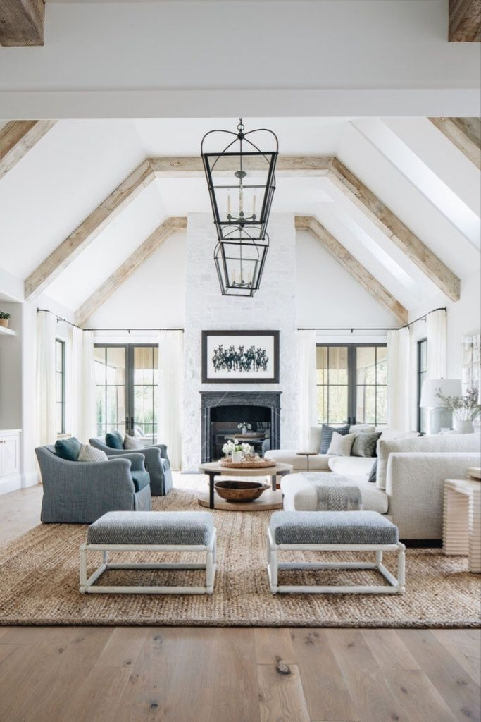 Awesome Living Room Wood Floor Decoration Ideas That You Need To Try 30