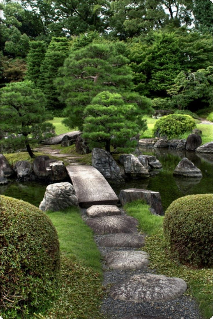 Best Japanese Garden Design Ideas That Looks So Stunning 01