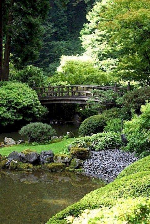 Best Japanese Garden Design Ideas That Looks So Stunning 12