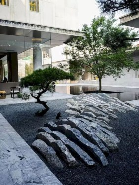 Best Japanese Garden Design Ideas That Looks So Stunning 25