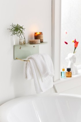 Brilliant Bathroom Wall Décor Ideas That Will Awesome Your Home 35
