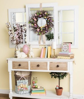Charming Easter Wall Decoration Ideas That Inspire You Today 09