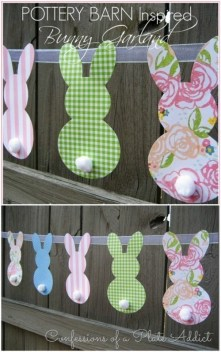 Charming Easter Wall Decoration Ideas That Inspire You Today 43