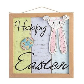 Charming Easter Wall Decoration Ideas That Inspire You Today 46