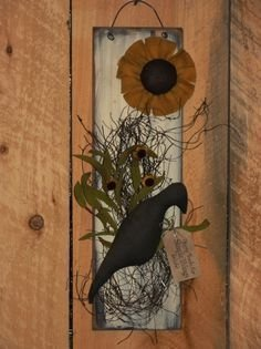 Cool Wood Sunflower Wall Decor Ideas That You Need To Try 16