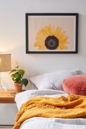Cool Wood Sunflower Wall Decor Ideas That You Need To Try 21