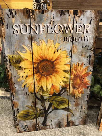 Cool Wood Sunflower Wall Decor Ideas That You Need To Try 37
