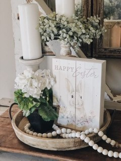 Elegant Easter Diy Home Decoration Ideas To Try Asap 05