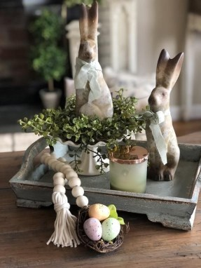 Elegant Easter Diy Home Decoration Ideas To Try Asap 26