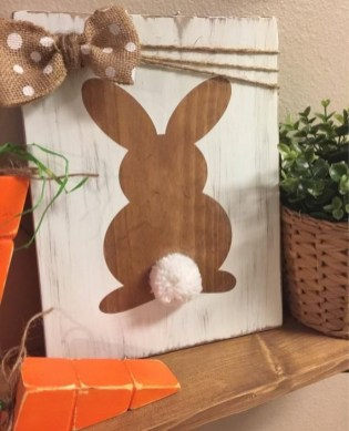 Elegant Easter Diy Home Decoration Ideas To Try Asap 34