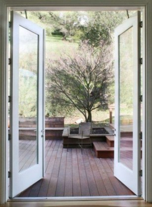 Incredible Glass Doors Ideas For Exterior Design To Try Today 16
