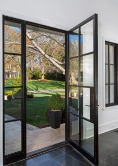 Incredible Glass Doors Ideas For Exterior Design To Try Today 38