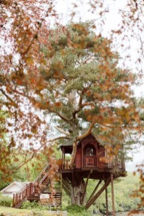Inspiring Tree House Design Ideas For Wedding To Have 05