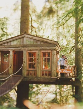 Inspiring Tree House Design Ideas For Wedding To Have 06