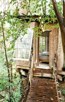 Inspiring Tree House Design Ideas For Wedding To Have 16