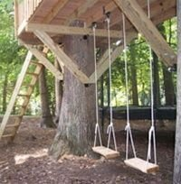 Inspiring Tree House Design Ideas For Wedding To Have 34