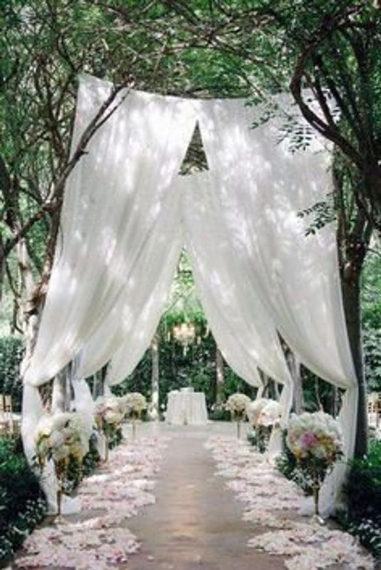 Inspiring Tree House Design Ideas For Wedding To Have 38