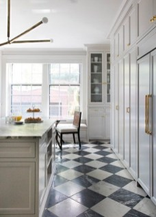 Lovely Floor Kitchen Tile Design Ideas That Make You Amazed 05