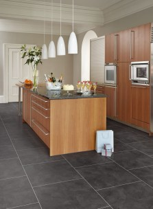 Lovely Floor Kitchen Tile Design Ideas That Make You Amazed 30