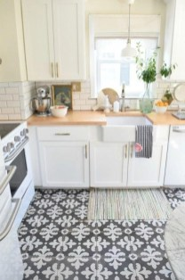 Lovely Floor Kitchen Tile Design Ideas That Make You Amazed 47