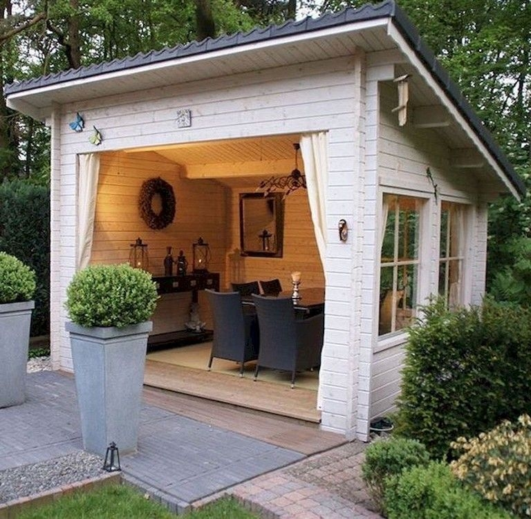 Marvelous Diy Backyard Shed Design Ideas That You Have To Know 13