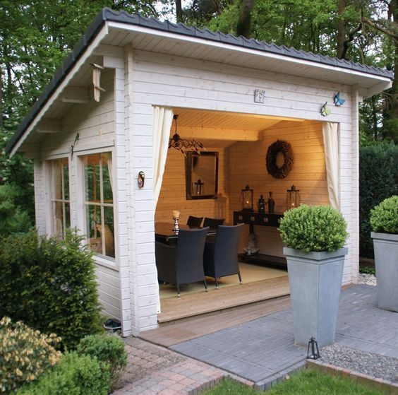 Marvelous Diy Backyard Shed Design Ideas That You Have To Know 29