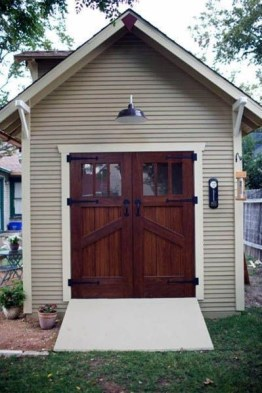 Marvelous Diy Backyard Shed Design Ideas That You Have To Know 39