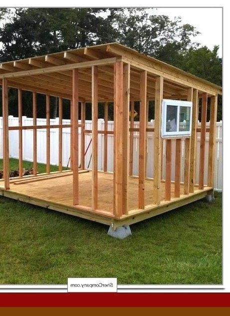 Marvelous Diy Backyard Shed Design Ideas That You Have To Know 40