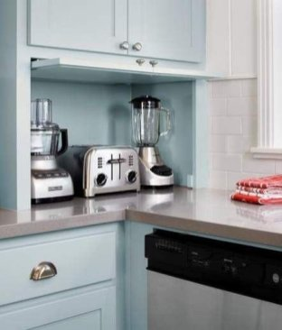 Perfect Hidden Storage Design Ideas For Best Kitchen To Try Asap 09