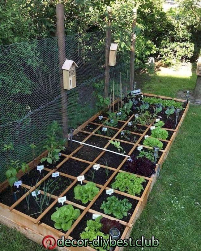 Rustic Vegetable Garden Design Ideas For Your Backyard Inspiration 03