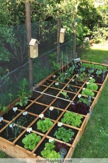 Rustic Vegetable Garden Design Ideas For Your Backyard Inspiration 08