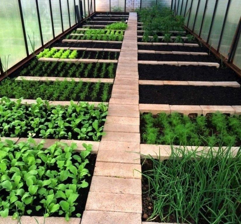 Rustic Vegetable Garden Design Ideas For Your Backyard Inspiration 16