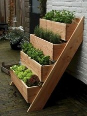 Rustic Vegetable Garden Design Ideas For Your Backyard Inspiration 20